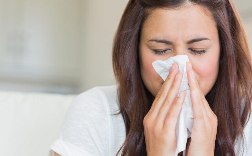 Como a poluição influencia as alergias respiratórias?