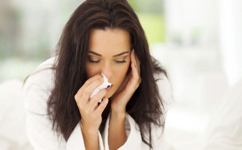Como diferenciar alergia e resfriado?