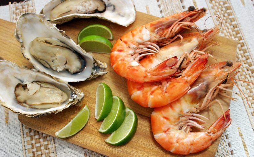 Por que frutos do mar podem causar alergia?