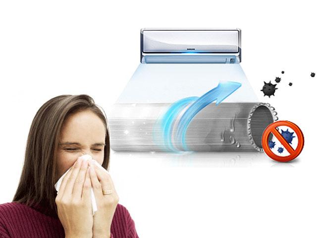 Ar condicionado: dicas para evitar alergias respiratórias