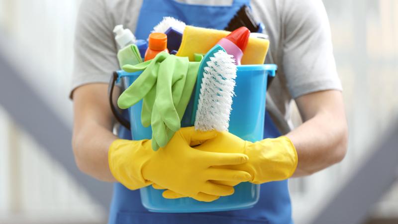 Como limpar um ambiente sem provocar alergia?