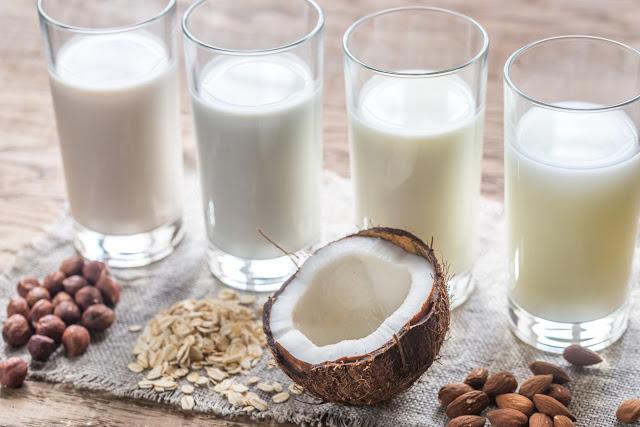 Como substituir o leite nas receitas?