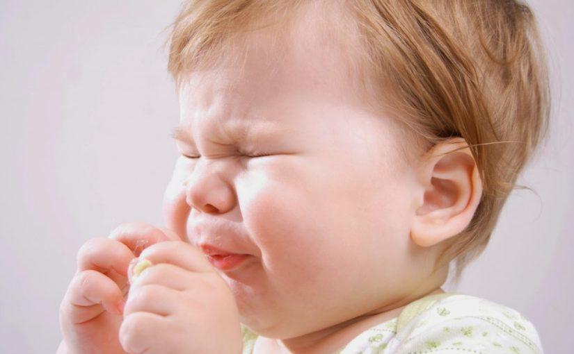 Quais as principais alergias em crianças?
