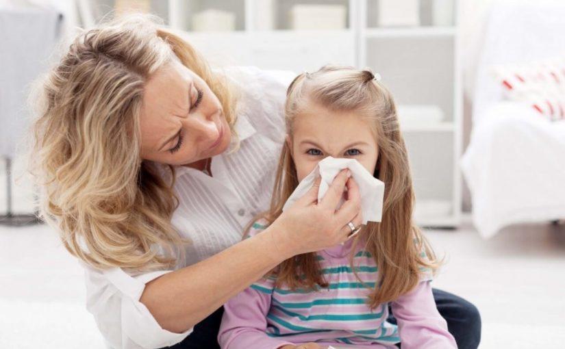 7 cuidados que os pais devem ter com crianças alérgicas