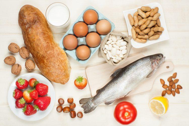O que é reação adversa a alimentos?