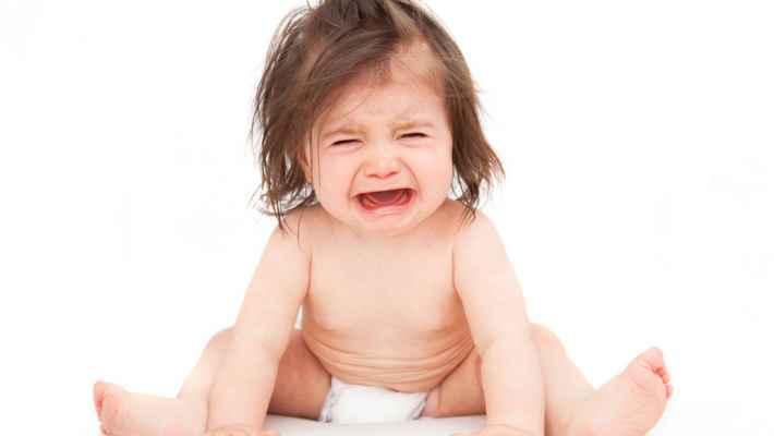 Dermatite atópica em crianças.
