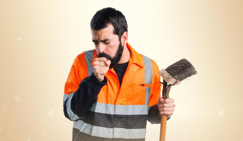 O que é a asma ocupacional?