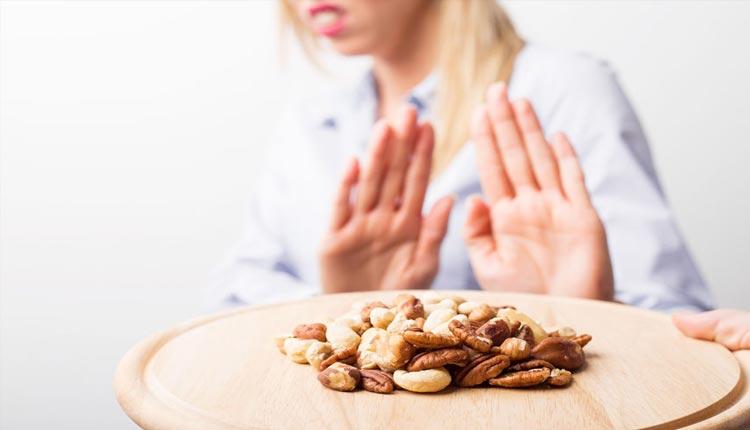 5 principais alimentos ou grupos de alimentos envolvidos na alergia alimentar