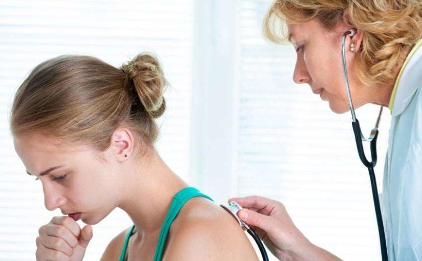 Quais os sintomas de bronquite alérgica?