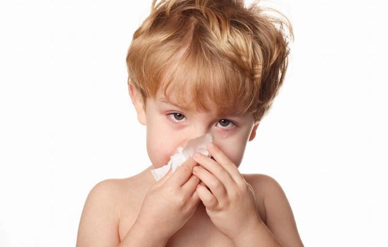 Rinite alérgica pode começar na infância?