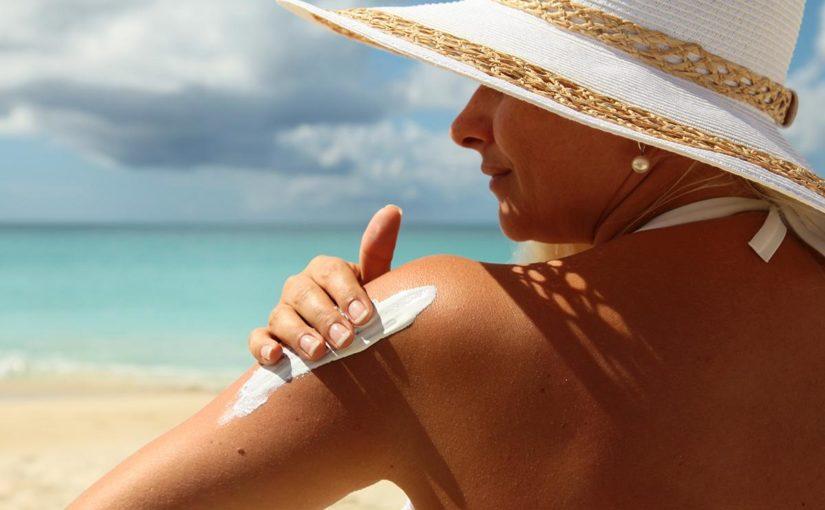 Como evitar alergia depois da praia?