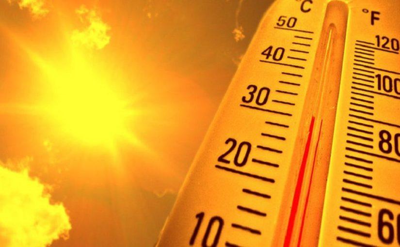 Calor e tempo seco: um risco para alérgicos