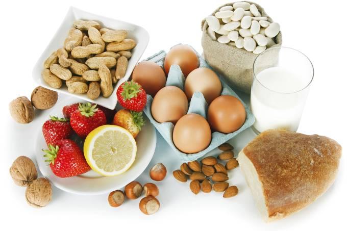 Por que a alergia a alimentos ocorre mais na infância do que em adultos?
