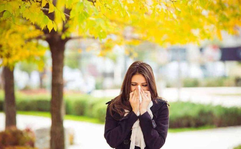 Como se prevenir das alergias no outono?