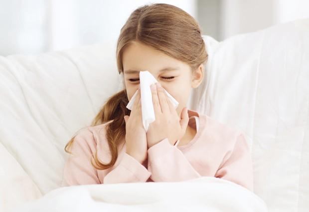 Como diferenciar gripe e alergia respiratória?