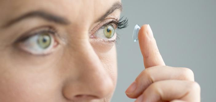 Alergia e lente de contato: qual a relação?