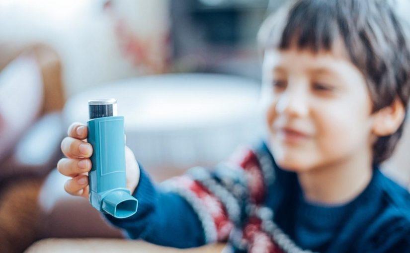 Filho com asma: como descobrir?