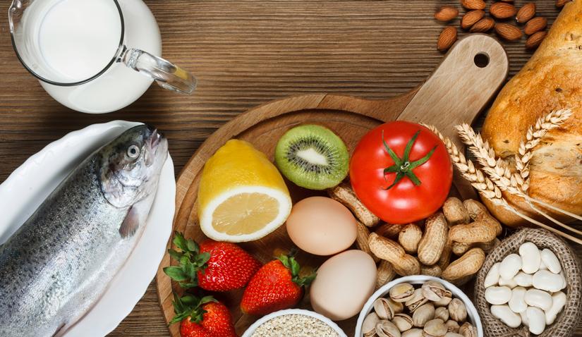 Parar de comer alguns alimentos provoca alergia alimentar?