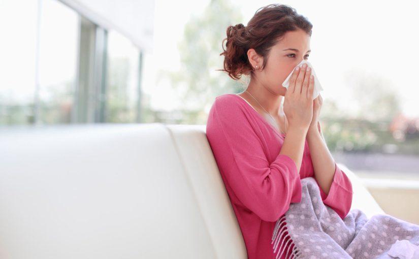 10 coisas que podem causar alergia em casa
