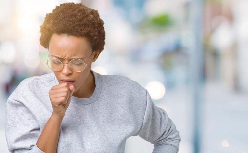 Tosse crônica pode ser sinal de alergia?